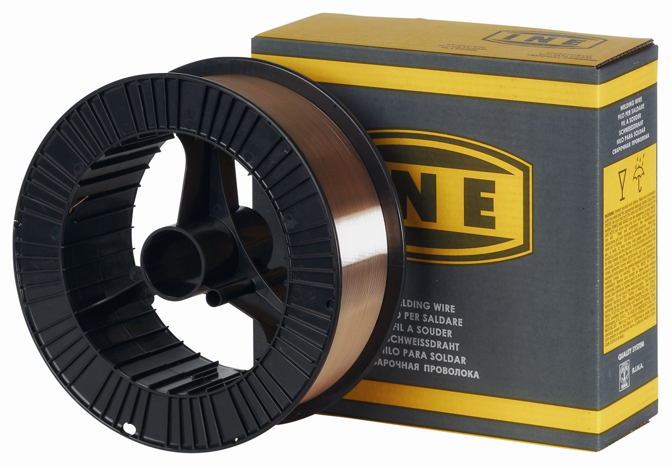 INEFIL SUPERIOR COPPER COATED MIG WIRE ER70S-6 1.2mm 15kg