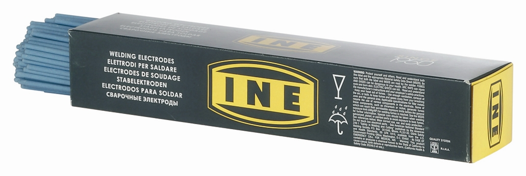 INE 46 BLUE MILD STEEL ELECTRODE E6013 2.5mm 5kg